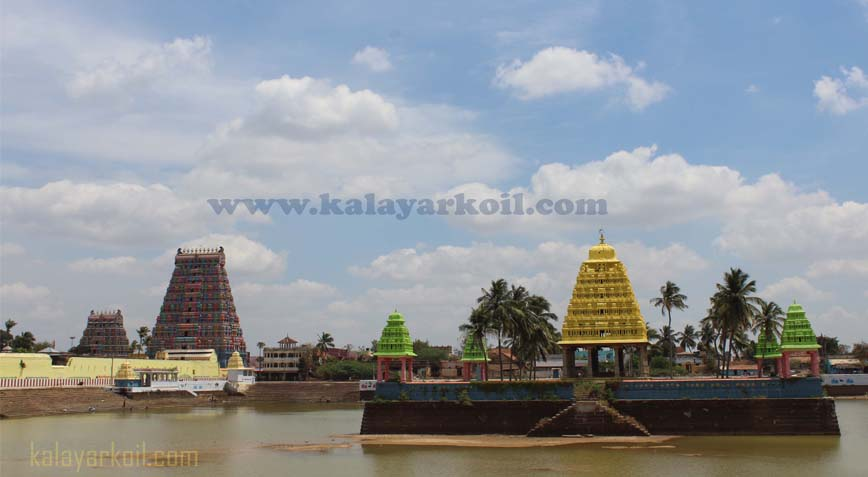 welcome to kalayarkoil a holy place from sivagangai district
